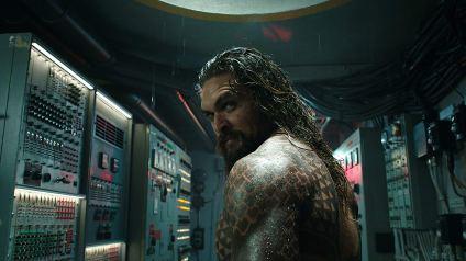 Aquaman critique du film Jason Momoa