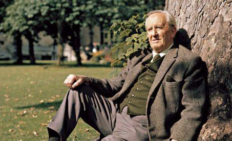 Tolkien, l'homme qui crea la langue Elfique