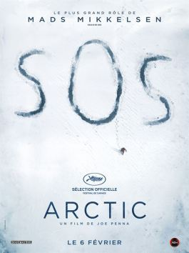 Arctic critique du film mads mikkelsen