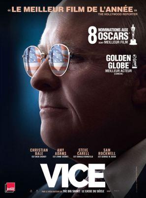 Vice, Critique du film, Christian Bale
