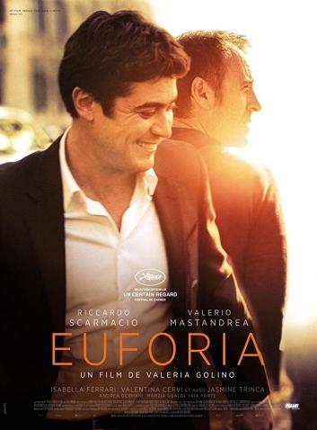 Euforia, la critique du film